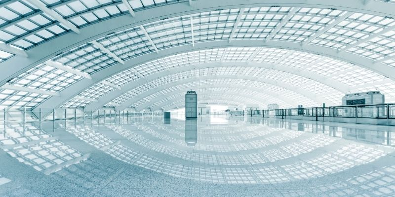 Airports In Asia